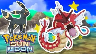 Wild umbreon + shiny hidden ability gyarados!?!?! [ep. 16] | pokémon sun and moon