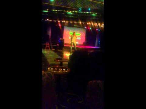 one week - barenaked ladies karaoke
