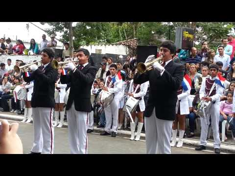 Desfile 14 de mayo - Pilar