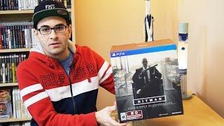 unboxing hitman collector s edition edio de colecionador