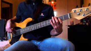 Wicked Garden - Stone Temple Pilots, Bass Cover