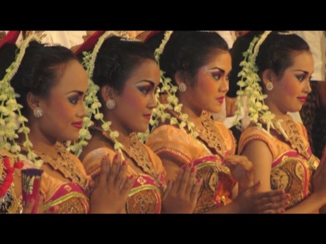 SCM Research - A Balinese Wayang Kulit (Trailer) Travel Video