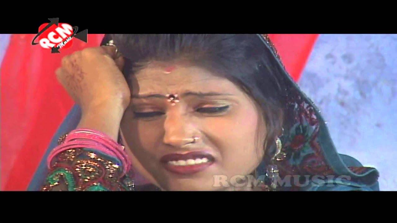 New 2015 Bhojpuri Devi Geet || Rajdhani Maihar Ho Gail || Niraj Nirala ...