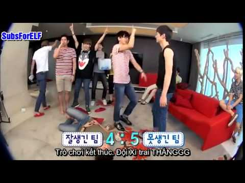 [SubsForELF] [Vietsub] All About Super Junior Full DVD1