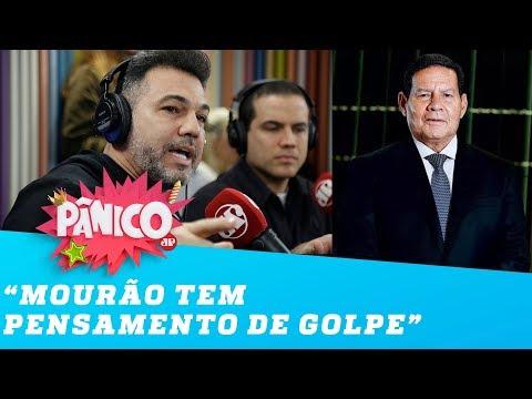 Feliciano é CONTRA os militares do governo Bolsonaro?
