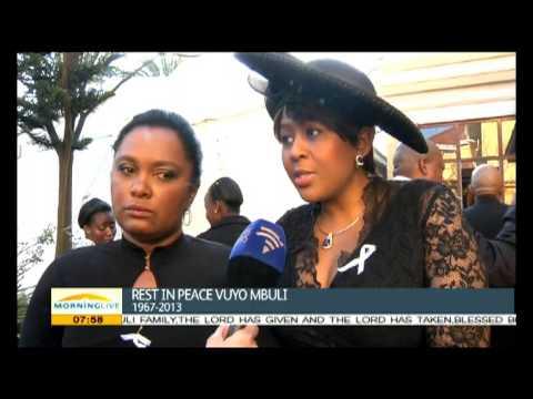 Sharp sharp Vuyo Mbuli - YouTube