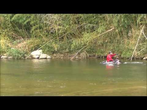 2016 7 28 HIROSHIMA still water free style kayak