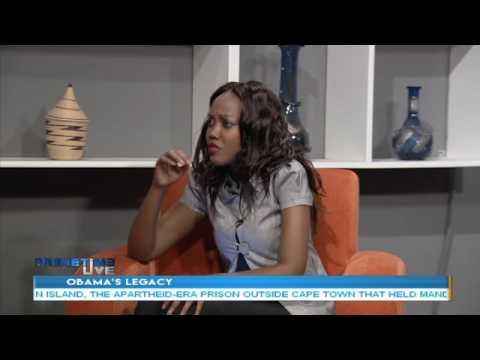 Obama's Legacy - Isabelle Masozera