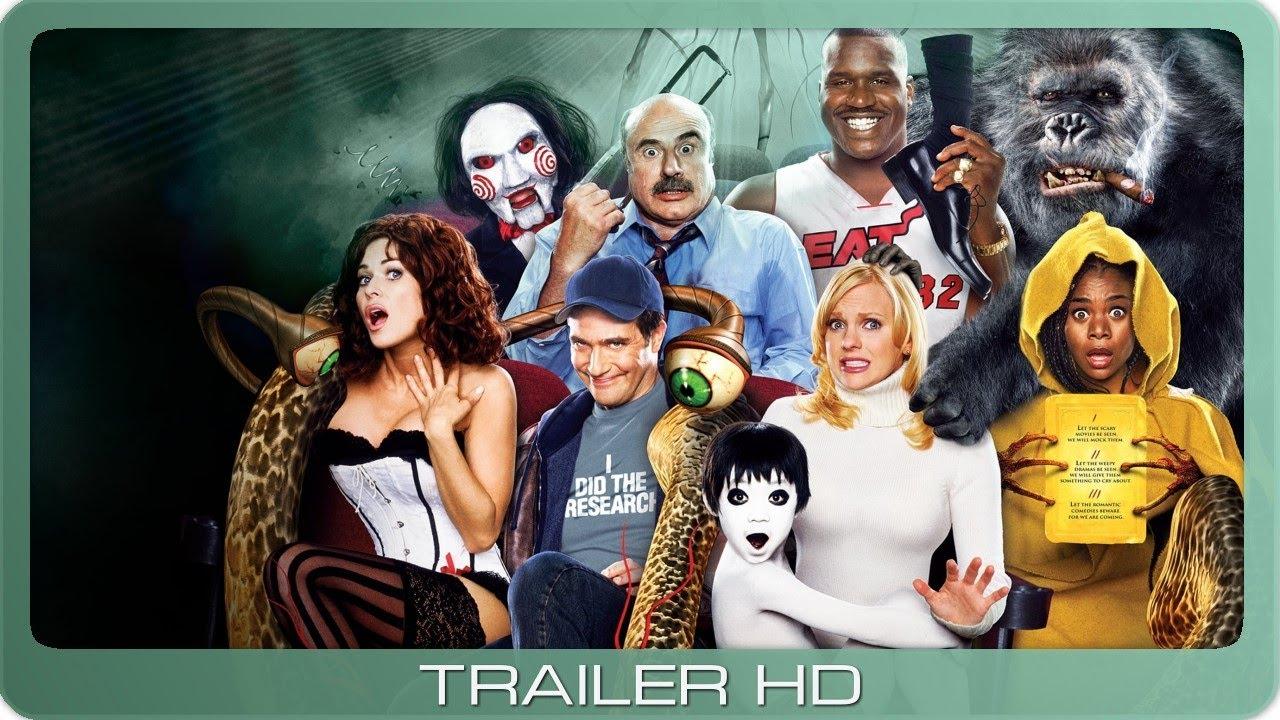 Scary Movie 4 ≣ 2006 ≣ Trailer ≣ German | Deutsch