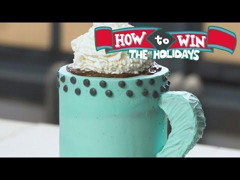 Hot Cocoa Mug Cake   Food Network