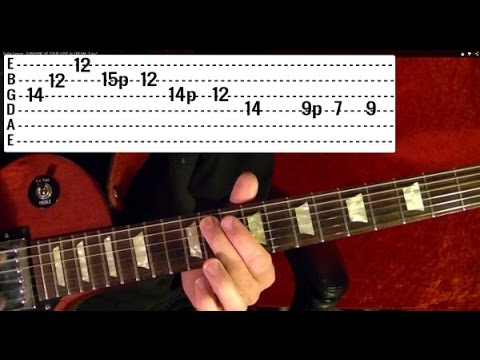 TNT Solo by AC/DC - Guitar Lesson - Angus Young