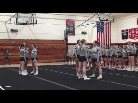 Livermore High School Stunt 2019