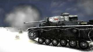 Achtung Panzer: Kharkov 1943 Announcement trailer