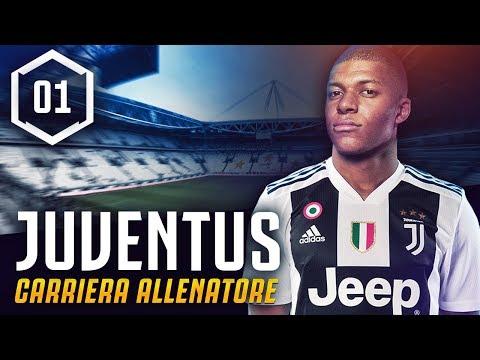 MBAPPE ALLA JUVENTUS!? INIZIA IL CALCIOMERCATO! | CARRIERA ALLENATORE JUVENTUS EP.1 | FIFA 19 ITA