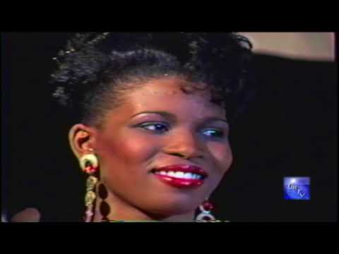 G.B.T.V. CultureShare ARCHIVES 1990: MISS GRENADA ISLE OF SPICE PAGEANT  (HD)
