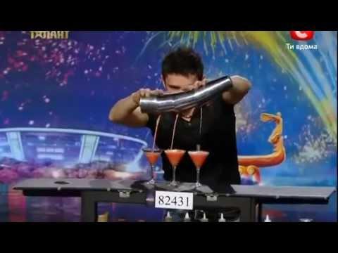 el mejor bartender del mundo !!!