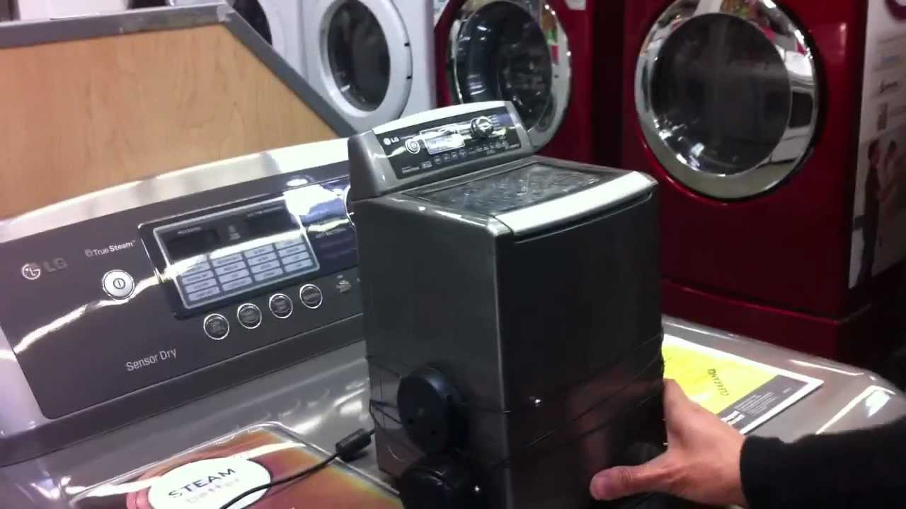 tiny washer machine