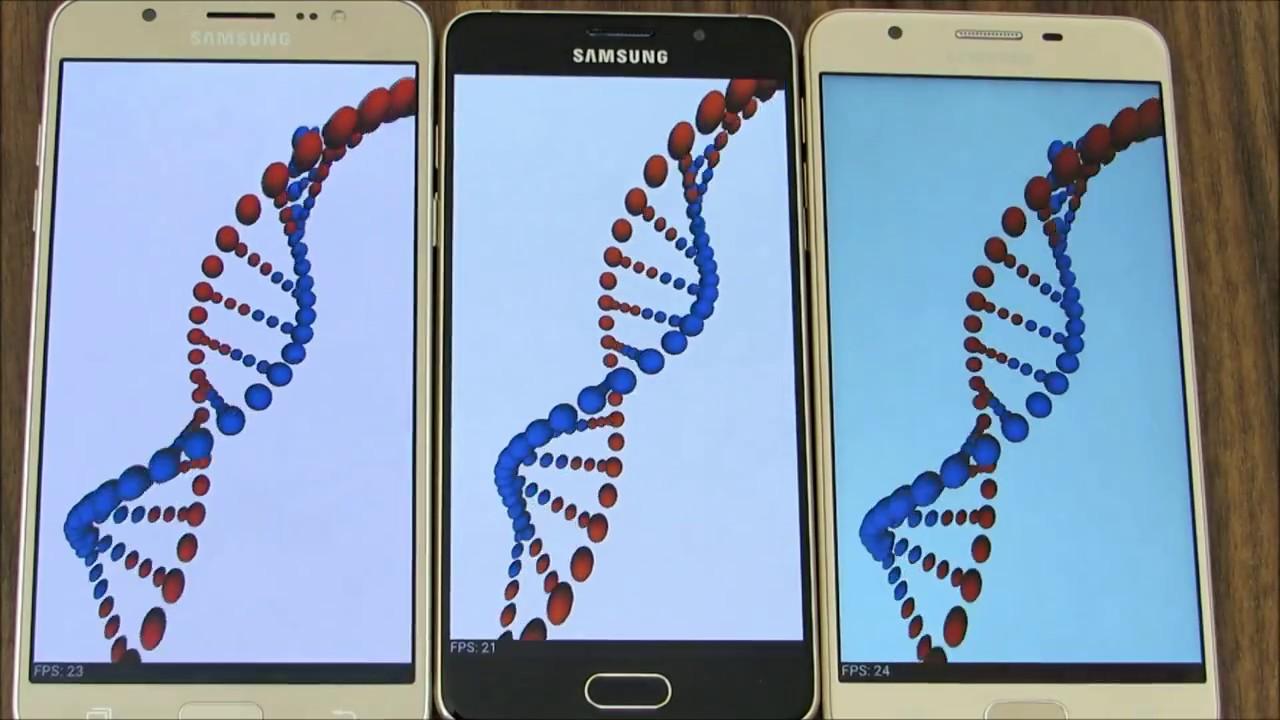 Samsung J7 2016 Vs Samsung A5 2016 Vs Samsung J7 Prime