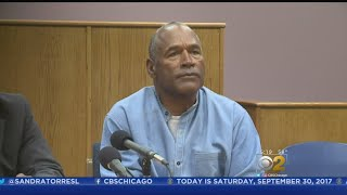 O.J. Simpson Could Be Released From Prison By Monday