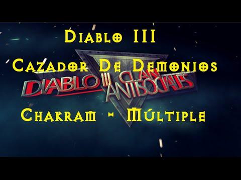 Diablo 3 Cazador de demonios Build Chakram