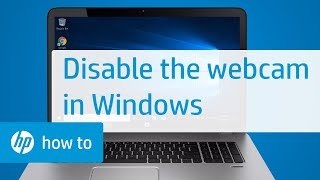 Hp Pcs Webcam Troubleshooting Windows 10 8 Hp Customer Support