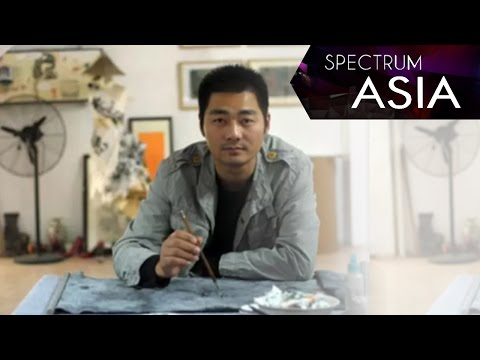 Spectrum Asia — A Trucker's Art 10/16/2016 | CCTV