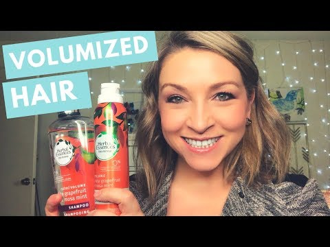 Herbal Essences Bio Renew Shampoo and Conditioner Review | Volumizing Shampoo Review