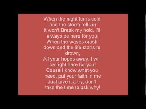Joey lawrence for you (lyrics)