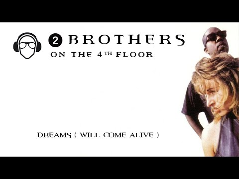 2 Brothers On The 4th Floor - Dreams (Instrumental Vocal Edit)