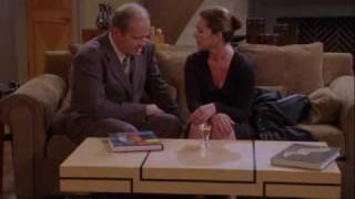 Frasier and Roz- Oh How The Years Go By