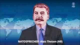 #ARD: Höhepunkt der NATO-Kriegspropaganda!