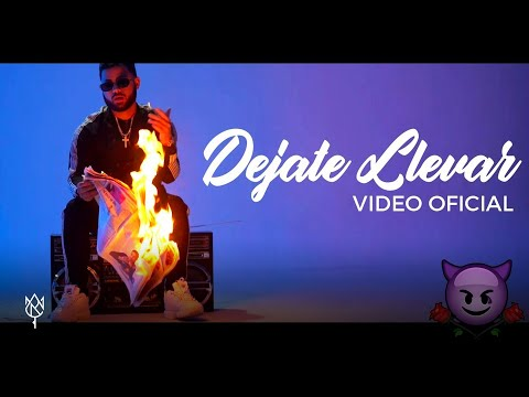 Alex Rose Feat Lyanno - Dejate Llevar (Video Oficial)