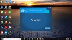 How to Download & Install All Intel PROSet/Wireless Software for Windows 10/8/7