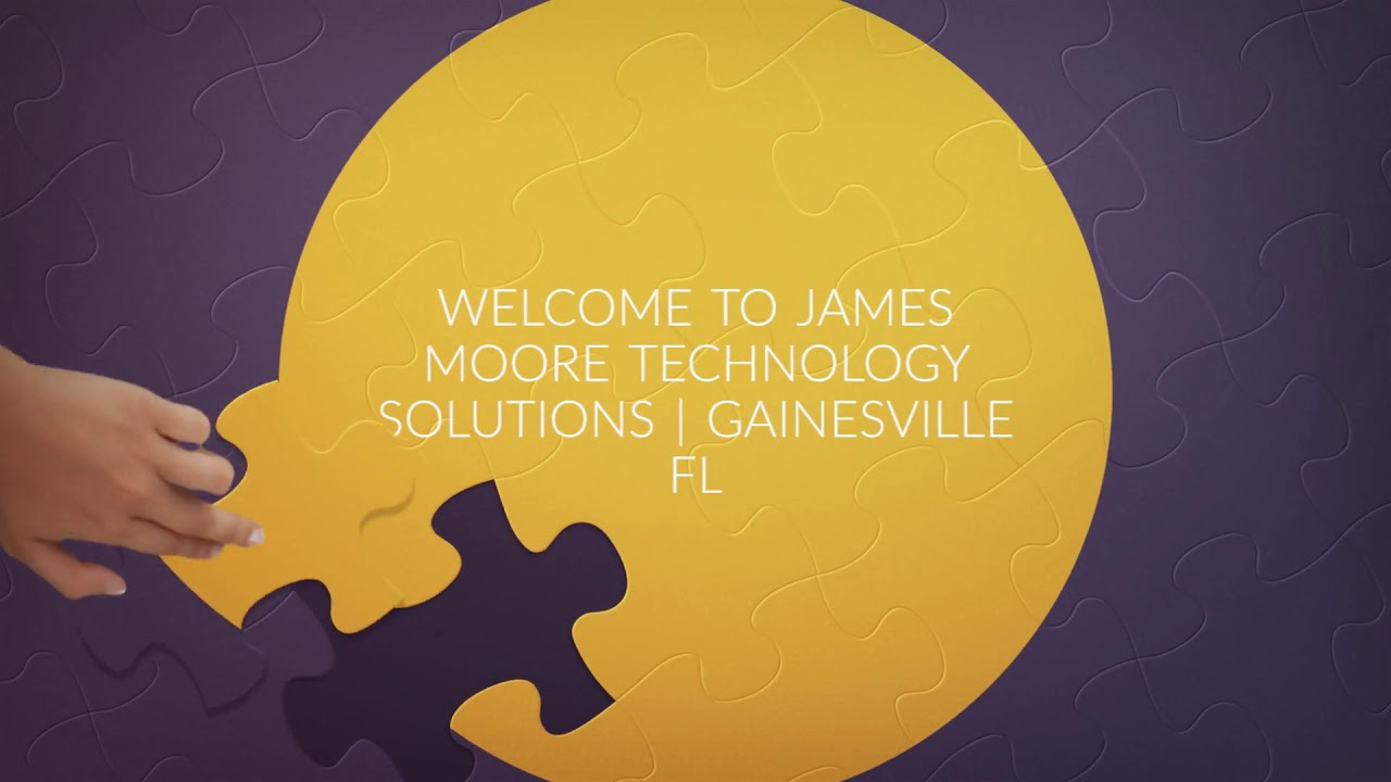 Technology James Moore Solutions Gainesville FL | Managed IT Services