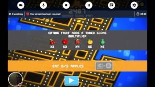 My PAC-MAN 256 - Endless Maze Stream
