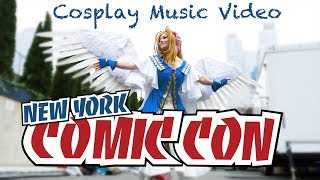 New York Comic Con - Cosplay Music Video - 2016 - Part 1