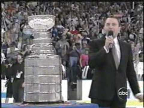 2003-04 Stanley Cup Finals Game 7 - Cup Presentation