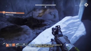 Destiny 2 - Deathly Tremors