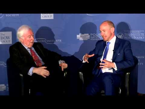 Daniel Hannan - Europe At A Crossroads Conference