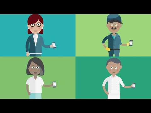 Services mobiles Desjardins – AccèsD Affaires