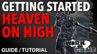 FFXIV Getting Started in Heaven on High [Intro and Guide]