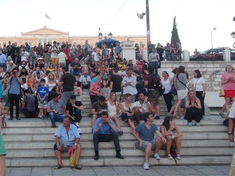 Итоги референдума: Греки ликуют, проголосовав против ультиматума Евросоюза