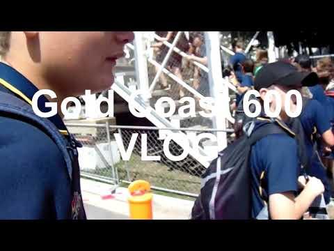 IT WAS SO LOUD!! | Gold Coast 600 Vlog