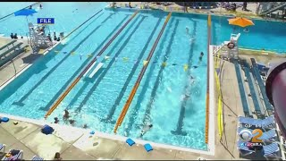 'Swimming In A Pool Is Definitely Safe': Experts Say Risk Of Contracting COVID-19 In An Outdoor Pool