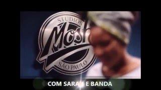MAM- CANTORA SARAH COM SUA INCRÍVEL BANDA- 12/02