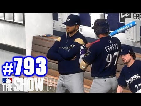 FIRST TIME I'VE DONE THIS IN 2033! | MLB The Show 19 | Road to the Show #793