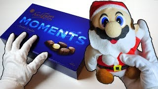 Finnish Candy Unboxing (Santa Arrives) TheRelaxingEnd Christmas Special