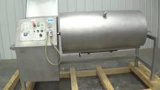 C4283 Biro VTS-500 Vacuum Tumbler SIGMA Equipment.(, 2016-06-27T21:19:52.000Z)