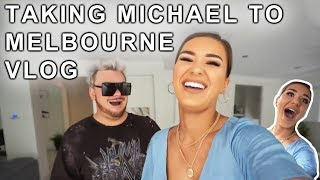 Newly created vlog video from Shani Grimmond: Looking after Michaels drunk a$$ | VLOG!