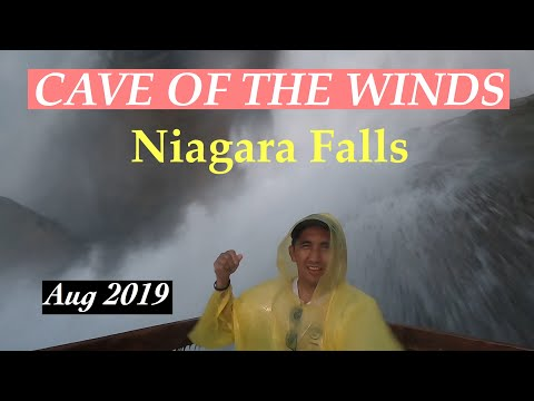 Cave Of The Winds | Niagara Falls | New York | Aug 2019 | Olim_Travels